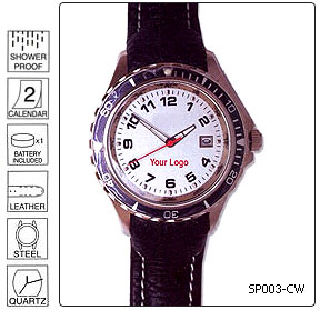 Fully customisable Sports Wrist Watch - Design 3 - Manufactured