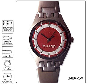 Fully customisable Sports Wrist Watch - Design 4 - Manufactured