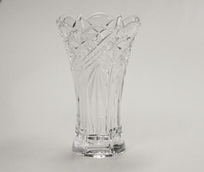 Bohemia Crystal Taurus Vase 205mm Min Orders Apply