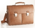 Jekyll & Hide Brazilian Veg Tan Leather Causual Bag 1115 - Honey