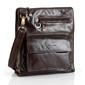 Jekyll & Hide Athena Leather Handbag 123342 - Black, Brown