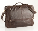 Jekyll & Hide Athena Leather Causual Bag 123348 - Black, Brown