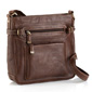 Jekyll & Hide Stella Leather Handbag 123354 - Brown