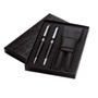 Metal pen set & case in luxury presentation box