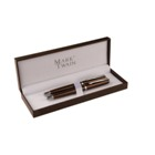 "Mark Twain luxury gift set ""St. Louis"" includes metal rollerball"