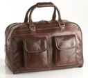 Jekyll & Hide Athena Leather Travel Bag 152833 - Brown