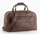 Jekyll & Hide Stella Leather Travel Bag 153370 - Brown