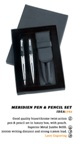 Meridien Pen & Pencil Set