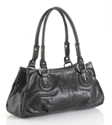 Jekyll & Hide Athena Leather Handbag 213273 - Black, Brown
