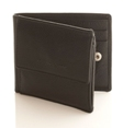 Jekyll & Hide Diva Leather Wallet - Black