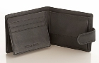 Jekyll & Hide Antartica Leather Wallet - Black or Brown