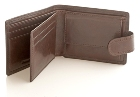 Jekyll & Hide Athena Leather Wallet - Black or Brown