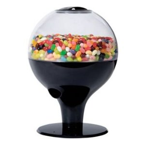 Motion Activated Candy Dispenser with LED light. Battery Operate