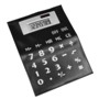 Foldable super flat calculator