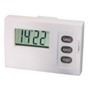 Digital kitchen timer, clip and magnet