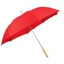 Value umbrella, automatic action and durable wooden handle