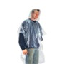 Disposable rain poncho-keep one close by for all out door events