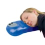 Inflatable beach pillow with radio - Music while you sleep!
