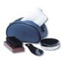Mini compact shoe shine kit - A must for every suitcase