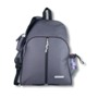 Men's CrisMa Backpack - best protection for pickpockets because