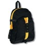 Big Zip - Colourful backpack with Huge zipper and many compart