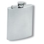 Hip flask, stainless steel 237 ml