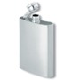 Hip flask, stainless steel 104ml