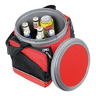 Picnic master - Big cooler bucket and 4 additional compartments.