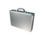 Luxury aluminium briefcase