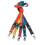 Classic lanyard about 2 cm wide, long version, detachable with k