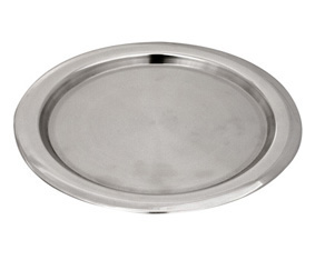 MSS ROUND SERVING TRAY 37CM