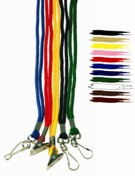 Cord Unbranded with swivel Lanyard - Min Order 100 units
