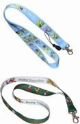 20mm Dye sub full + lobster Lanyard - Min Order 100 units