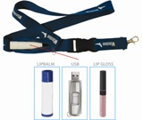 Handy Landy and snap Lanyard - Min Order 100 units
