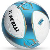 Acelli Vision T45 Soccer Ball - Avail in: Sky/Gold/Black