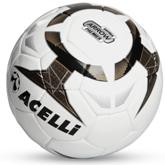 Acelli Arrow Premier Soccer Ball - Avail in: White/Gold/Black