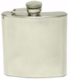 Ultratec S/Stl Hip Flask Wide Gloss 6 Oz