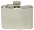Ultratec S/Stl Hip Flask Wide Gloss 4 Oz