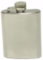 Ultratec S/Stl Hip Flask Wide Gloss 5 Oz