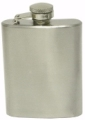 Ultratec S/Stl Hip Flask Tall Satin 3 Oz