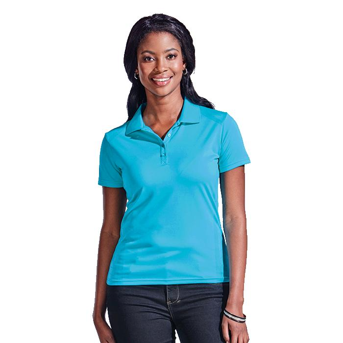 Ahead Ladies Quantum Golfer - Avail in: Bright Green, Poppy Red,