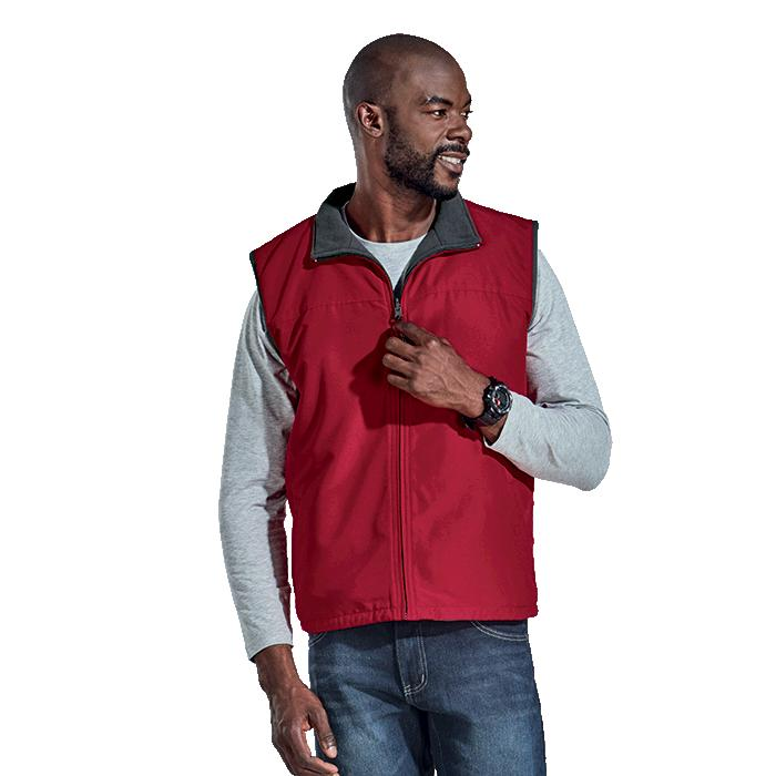 Barron Amplify Reversible Bodywarmer - Avail in: Black/Grey, Nav