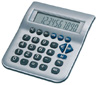 Calculator 10 digit Accountancy functions, currency converter