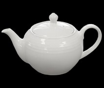 91563 Arctic White Teapot Small - Min Orders Apply
