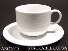 91587C Arctic With Stack Cup Only - Min Orders Apply
