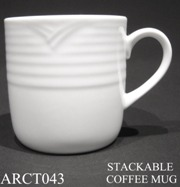 91555C Arctic With Coffee Mugs - Min Orders Apply