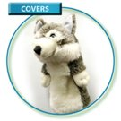 Wolf - Animal - Cover