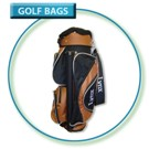 Lynx KP Cart Bag 14 division Copper / Black