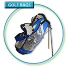 Lynx Stand Bag 7 Div Blue / Silver
