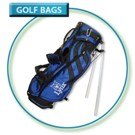 Lynx L42 Stand Bag 8 div Royal/Black